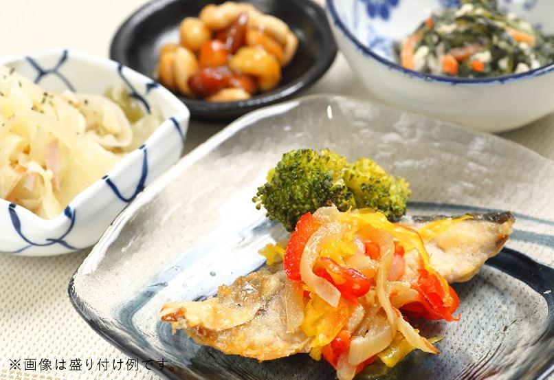 たんぱく質&塩分制限食