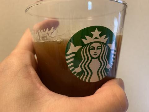緑茶コーヒーの作り方