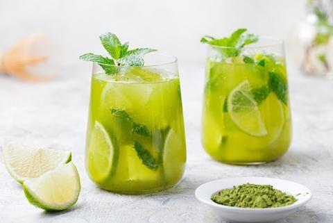 緑茶 + チャコールバターコーヒー = 最強ダイエットドリンク