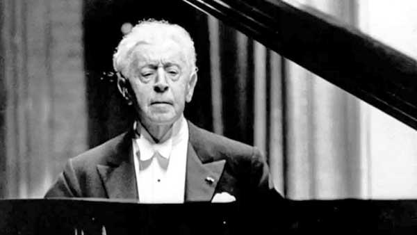 【具体例】ポーランド出身のピアニスト、ルービンシュタイン